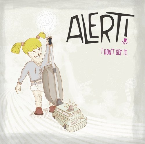 ALERT!  - i don't get it (FTM TAPE incl. A3 poster)